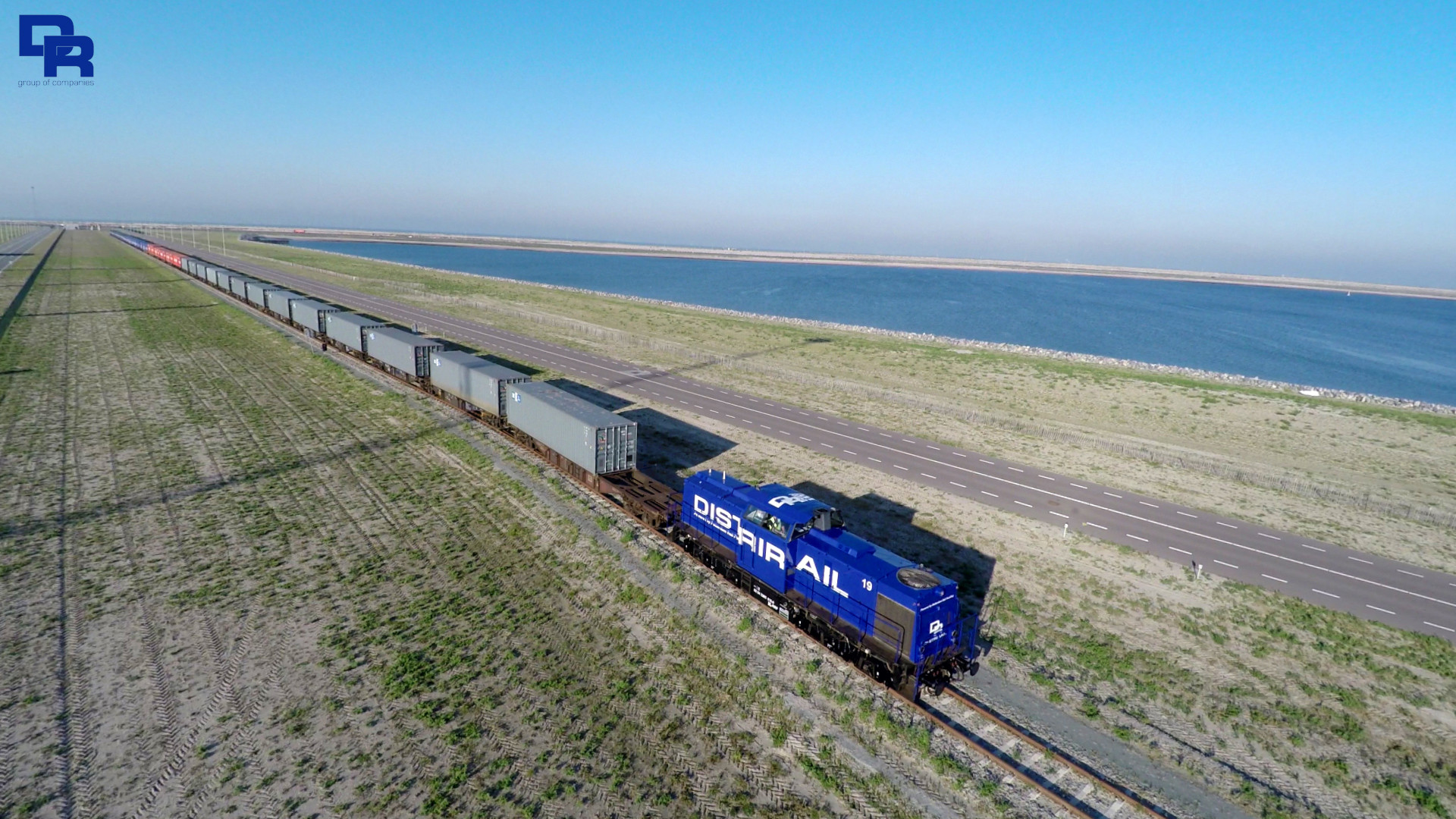 Distri Rail new face of Rotterdam-Milan freight train